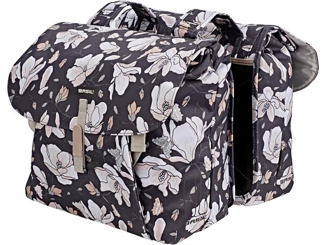 Basil Magnolia - Sac porte-bagages - 35l bleu
